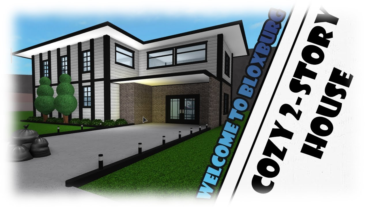 Roblox| COZY 2-STORY HOUSE| Bloxburg - YouTube on minecraft house designs, club penguin house designs, runescape house designs, 7 days to die house designs, the sims house designs, garry's mod house designs, terraria house designs, habbo house designs, ultima online house designs, archeage house designs, unturned house designs,