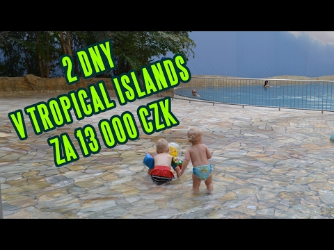 2 dny v TROPICAL ISLANDS za 13 000 Kč