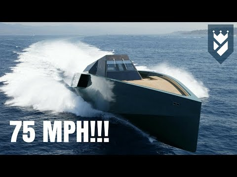 Sixty Miles Per Hour SUPERYACHTS!