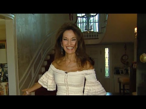 At Home With 'All My Children' Star Susan Lucci