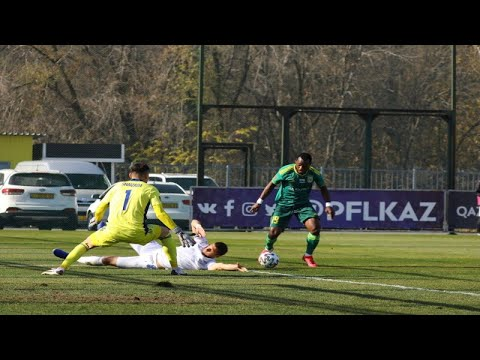 Ordabasy Tobol Goals And Highlights