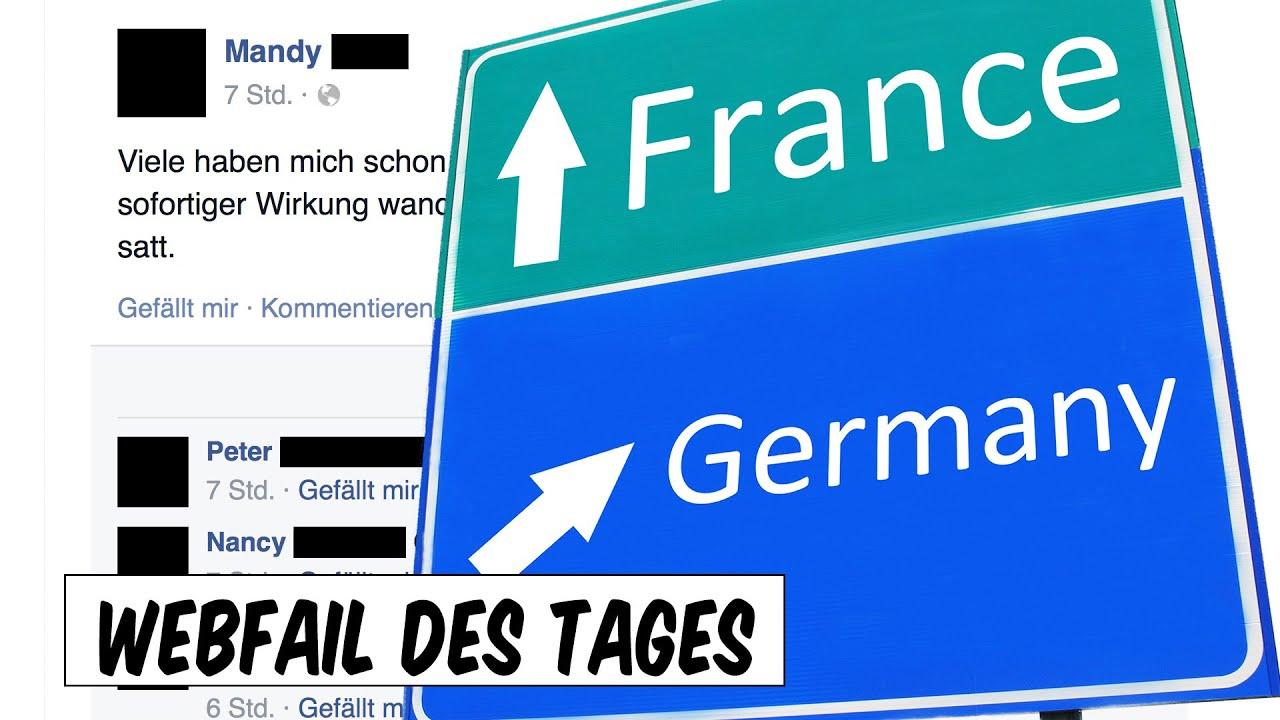 Facebook Goodbye Deutschland