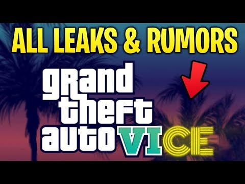 All LEAKS & RUMORS We KNOW About GTA 6