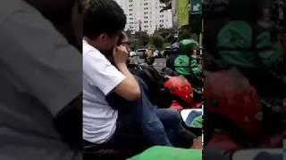 Pria sesama jenis mesum ditempat umum di Jakarta / Viralkan