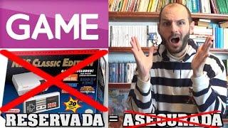 Baixar ¡¡¡GAME SE MEA EN LAS RESERVAS DE LA NES CLASSIC MINI!!! - Sasel - Nintendo - Tienda - Español