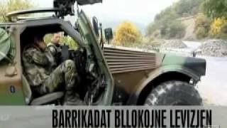 Barrikadat Bllokojnë Lëvizjen E Lire - Vizion Plus - News - Lajme