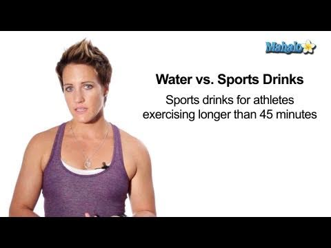 How to Properly Hydrate for a Workout