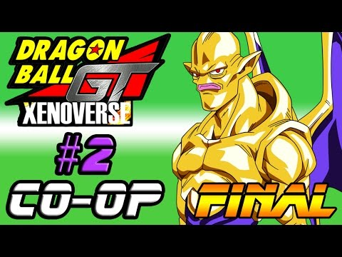 Dragon Ball GT Xenoverse: Missões Co-Op #2 [FINAL] - A Revolta dos Dragões