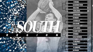 March Madness 2019: South bracket revealed