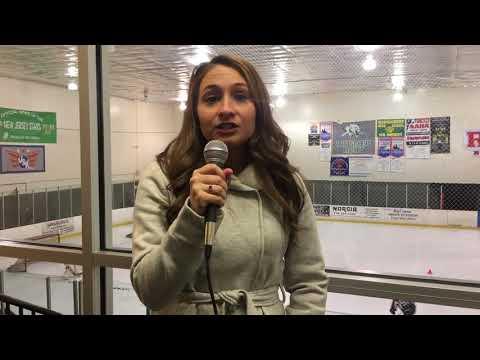 Rutgers D2 Hockey 2016-2017 Season Standup - Multimedia Sports Reporting by Alissa Godwin