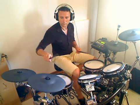 Dream Theater - Erotomania drum cover ROLAND TD-12KX