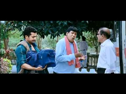 Wonderful Surya and vadivelu comedy From Aadhavan Movie Ayngaran HD Quality   YouTube