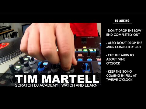 Tim Martell   EQ MIXING   WATCH AND LEARN