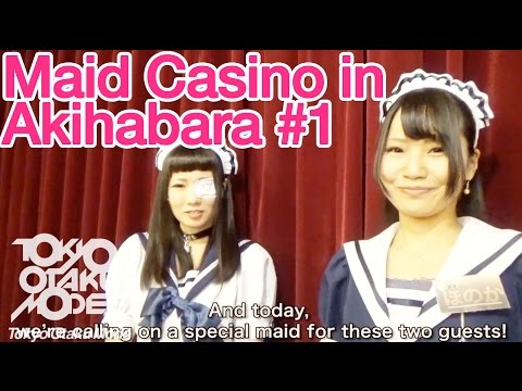 What's the Akihabara Maid Casino Akiba Guild? Part 1