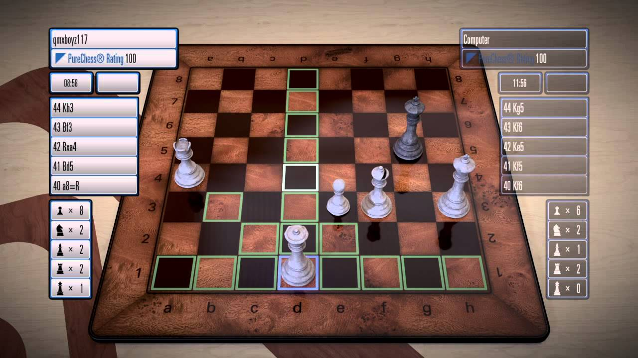 Pure chess game play youtube Where can i buy a chess game