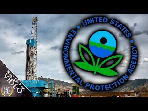 EPA Finally Comes Clean About Fracking Dangers