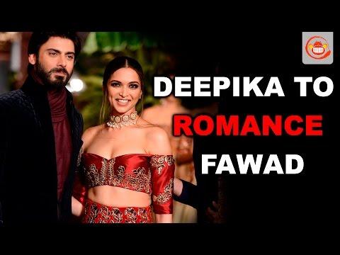 Fawad To play Deepika's Husband in Padmavati | Sanjay Leela Bhansali