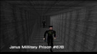 GoldenEye 007 Custom Level - 00Agent [Prison by Zka] #7 {No Commentary}
