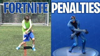 FUNNY FORTNITE DANCE PENALTIES!