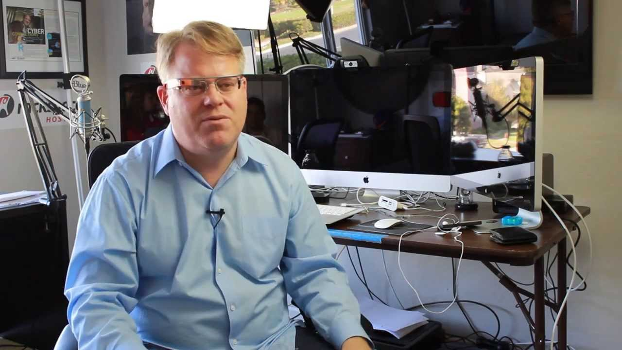author robert scoble shares - 1280×720