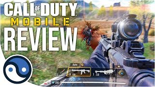 Call of Duty Mobile Review & Gameplay (I LOVE / HATE THIS GAME)