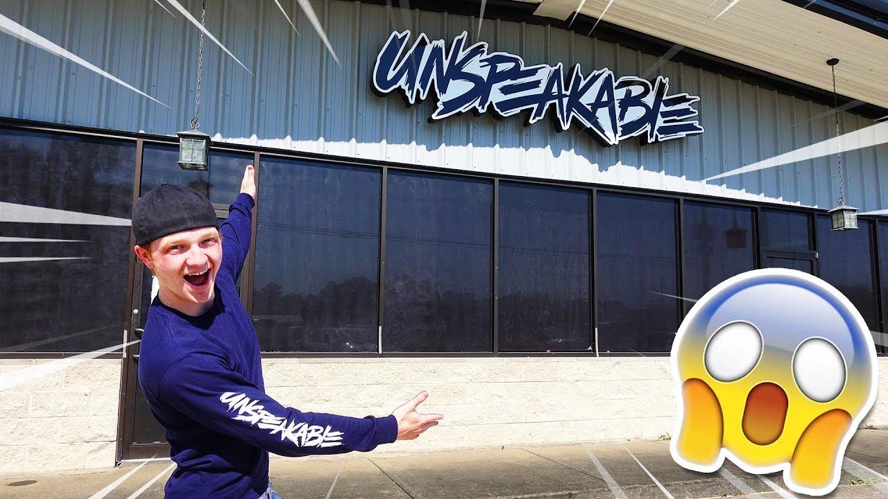 Official Unspeakable Office Tour Doovi