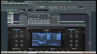 reFX Nexus - How To Slur Notes - FL Studio 8