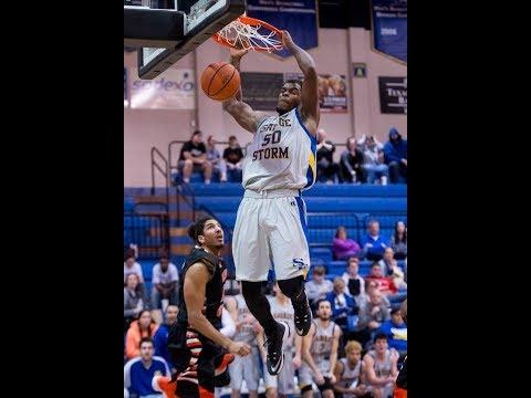 Tyler Lonzie Southeastern Oklahoma State University 2016-17 Senior Highlights