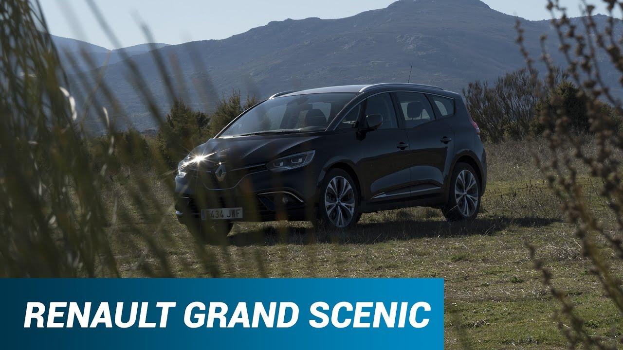 Prueba Renault Gran Scenic / Test y review de coches El Confidencial-Motor
