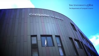 Studying Computer Science at the University of York