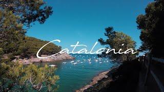 CATALONIA 2016   Camping in Pals, L'Escala, Begur, L'Estartit   GoPro Hero+ LCD