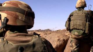 French military Operation Serval (Mali 2013-2014)