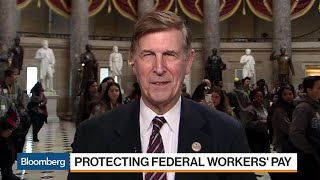 Rep. Beyer Says Democrats Won't Get Any Blame for Shutdown