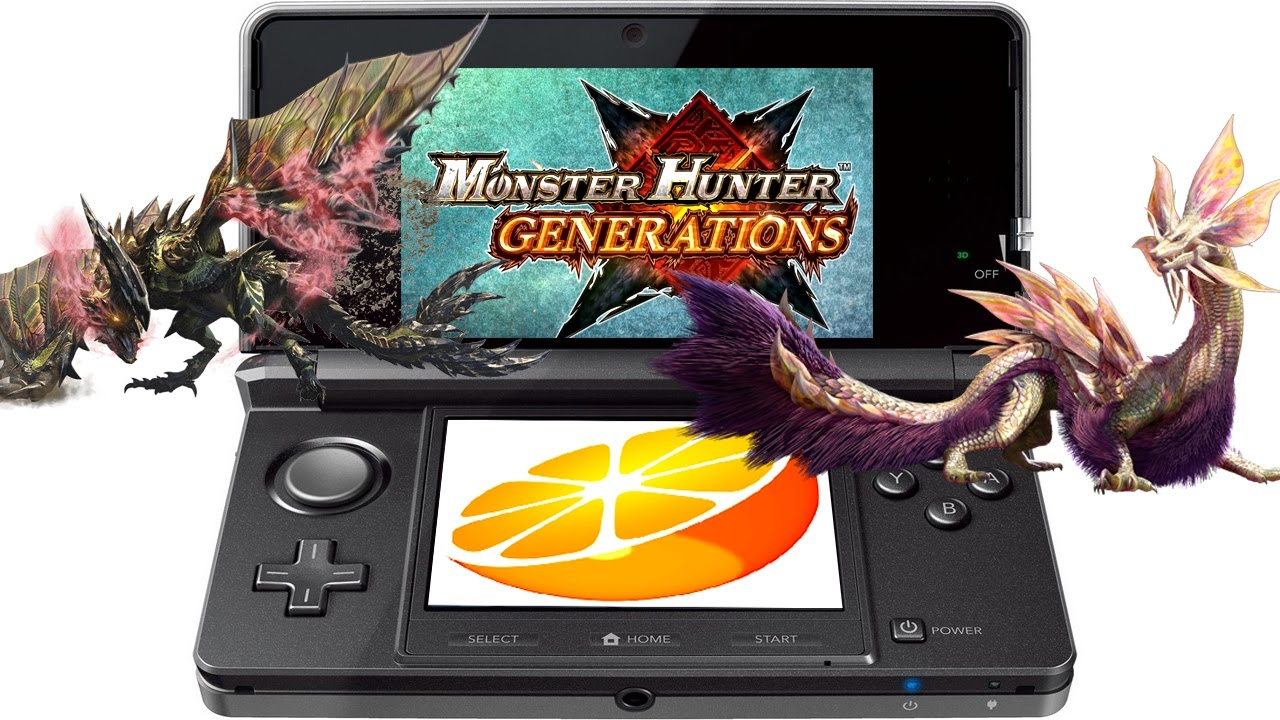 Monster Hunter Generations Ultimate Rom