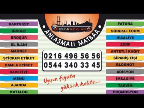MATBAA CUMHURİYET KARTAL 0216 496 56 56 - 0544 340 33 45