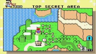 Lets Play Super Mario World Advance [2]