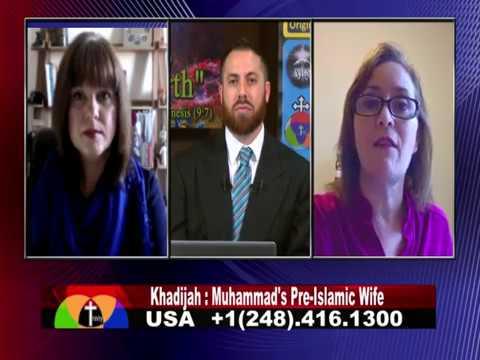 1st IAM of 2017: Khadijah: Muhammad's Pre-Islamic Wife