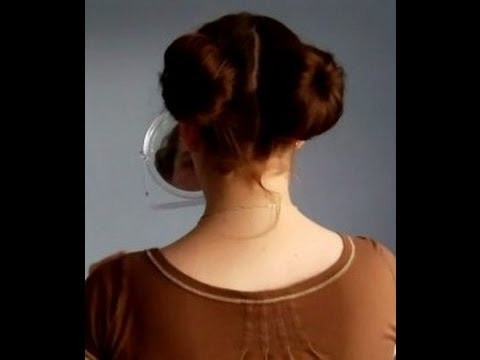 Hunger Games Hair Tutorial Foxface Arena Buns YouTube - Bun hairstyle games