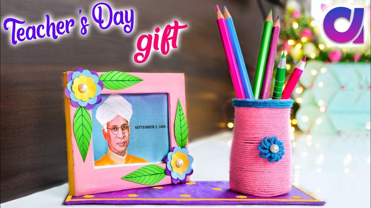 Teacher's Day Craft Idea | Best out of waste | Easy Gift Idea | Artkala