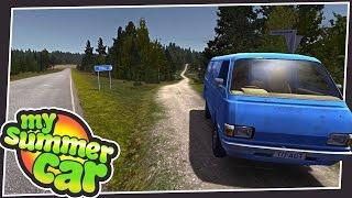 EXPLORING FINLAND! - My Summer Car #2