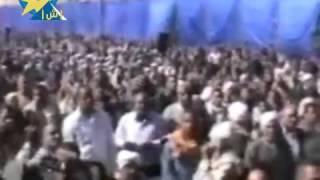 بالفيديو إنهاء خصومة ثأرية بين عائلتين بمدينة الطود بالأقصر