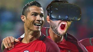 FIFA EN REALIDAD VIRTUAL???