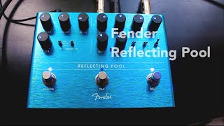 Fender Reflecting Pool