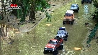 Rc4wd Trail Finder 2 Axial Scx10 Honcho Rusty Bug Honcho Wraith At Durian Loop Trail Part 2