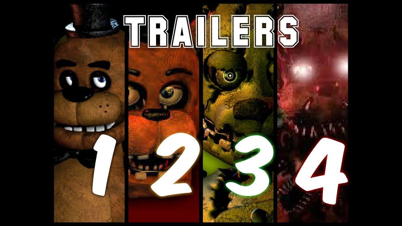 5 nights at freddys 3 trailer 2