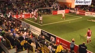 NRW Traditionsmasters 2014, Spiel 4: Mülheim Allstars - Rot-Weiss Essen