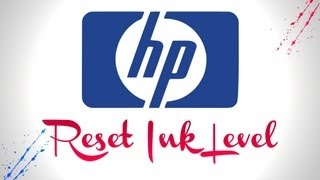 How To Reset HP Ink Levels - HP F4280, HP F380, HP Deskjet 6988