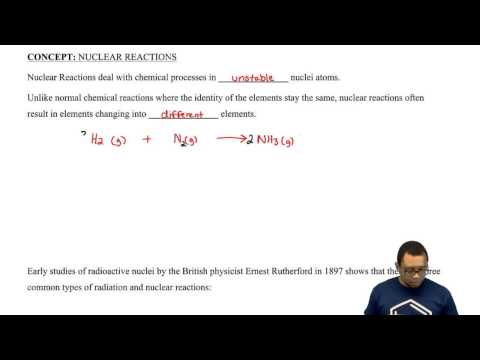 Understanding Nuclear Reactions