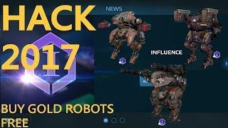 War Robots - How to get Unlimited Gold & Silver (Android & IOS)