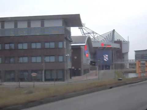 Fryske Diken  The beauty of Big City Heerenveen.wmv
